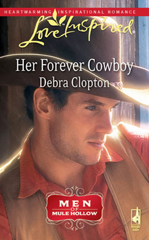 Her Forever Cowboy by Christian Romance author, Debra Clopton