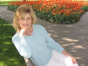 Debra at the Park